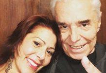 Alejandra y Enrique Guzmán