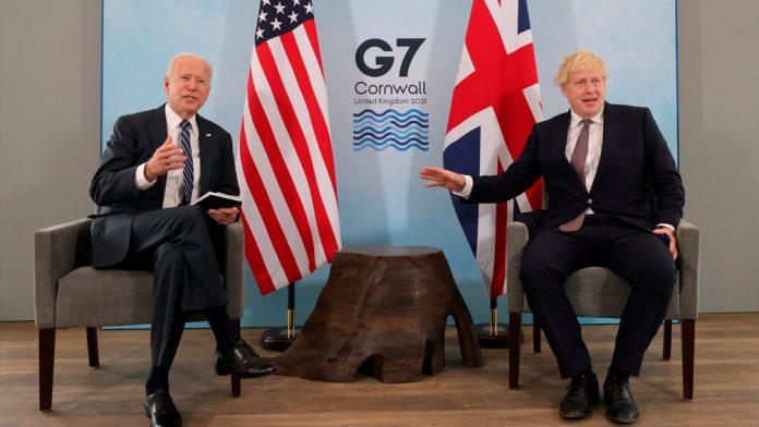 G7 Líderes