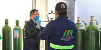 Oxígeno Mineral de la Reforma