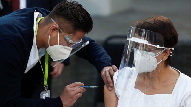 Vacunas Covid México