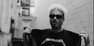 J Balvin Metallica