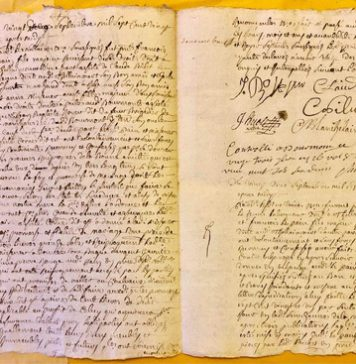 Documentos antiguos