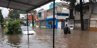 Inundaciones Veracruz