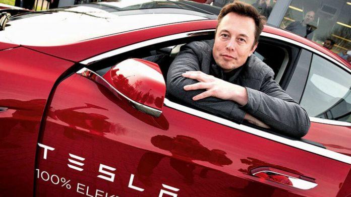 Tesla Acciones