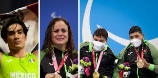 Medallas paralímpicos