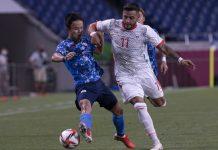 Mexico vs Japón
