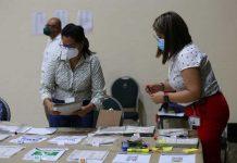 Recuento de votos Campeche
