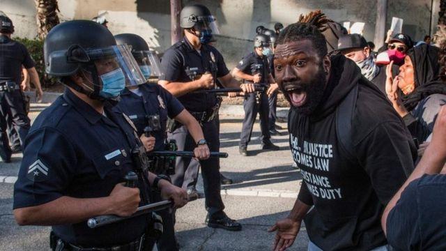 EEUU Violencia