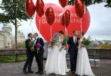 Matrimonio igualitario Suiza