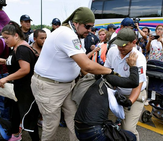 Migración Chiapas