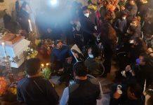 Funeral Ana Karen