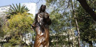 Estatuas Nuevas Paseo de la Reforma