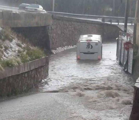 Zacatecas Inundaciones